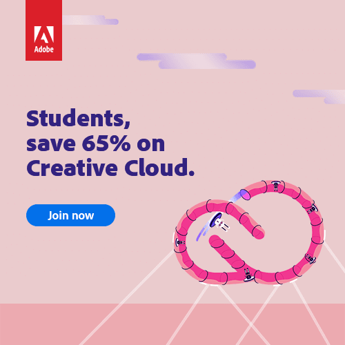 Adobe Studentenkorting