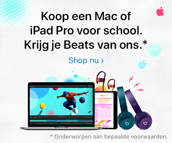 Apple Back to School 2018