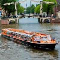 Rondvaart in Amsterdam Amsterdam