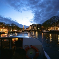 Pizza Cruise Amsterdam