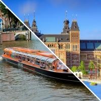 Rijksmuseum & Rondvaart Amsterdam