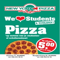 New York Pizza Almere Almere