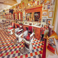The Barberstation Utrecht