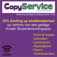 CopyService Apeldoorn in Apeldoorn