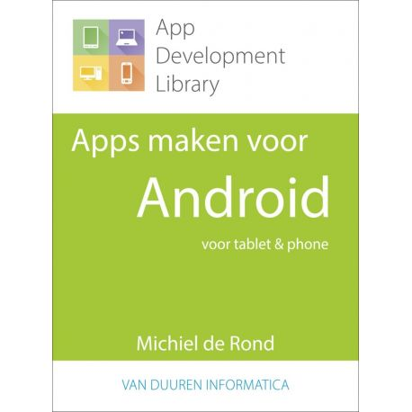 App Development Library - App development library: apps maken voor Android